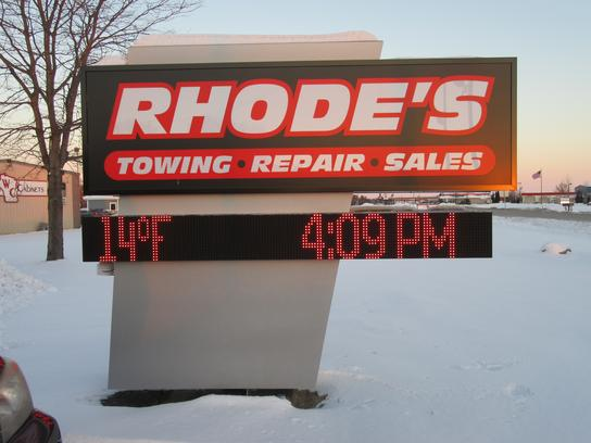 Rhodes Auto Sales: Rhode's Auto And Truck Sales Car Dealership In East Troy