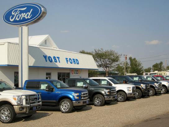 & YOST FORD car dealership in SAINT FRANCIS KS 67756 - Kelley Blue Book markmcfarlin.com