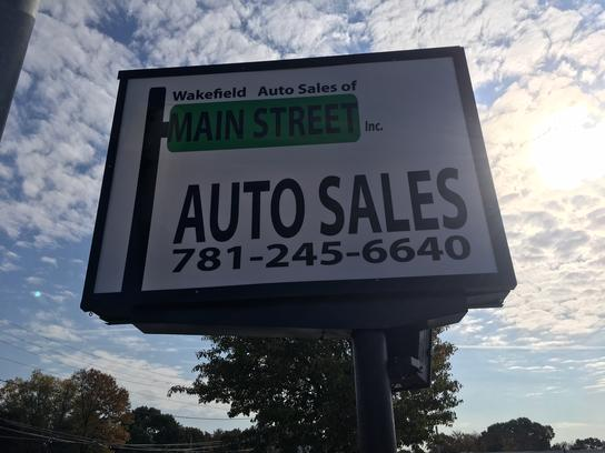 Wakefield Auto Sales of Main Street Inc 1