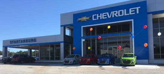 Chevrolet Of Spartanburg Car Dealership In Spartanburg SC - Chevrolet dealer com