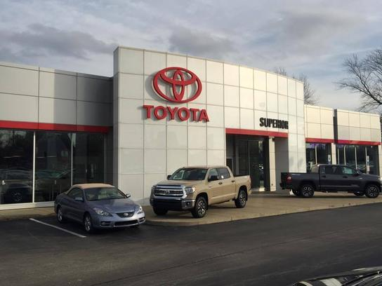 Superior Toyota Car Dealership In Erie Pa 16509 Kelley Blue Book
