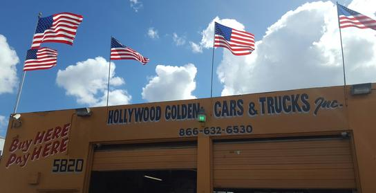 Hollywood Golden Cars And Trucks 1