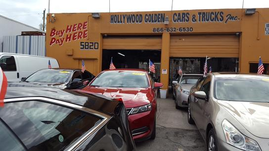 Hollywood Golden Cars And Trucks 2