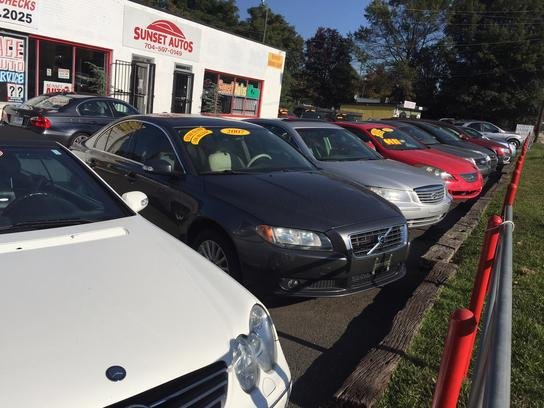 Car Lots In Charlotte Nc: Sunset Autos Car Dealership In Charlotte, NC 28269-1733