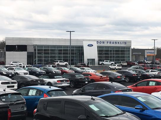 Don Franklin Ford Lincoln Car Dealership In London Ky 40741