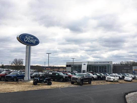 Don Franklin Ford Lincoln car dealership in London, KY 40741 ... on isuzu of franklin, line x of franklin, ford texas, mercedes of franklin, village of franklin,