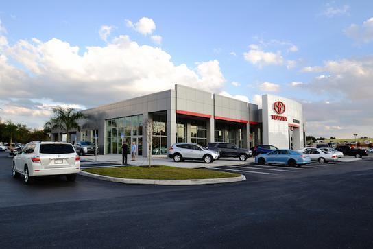 Sarasota Car Dealerships >> Toyota Of Sarasota Car Dealership In Sarasota Fl 34231