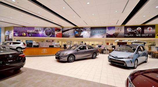 Toyota Of Sarasota Car Dealership In Sarasota Fl 34231