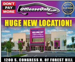 Off Lease West Palm Beach >> Offleaseonly Com The Nation S Used Car Destination Car Dealership