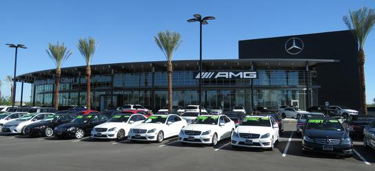mercedes benz of gilbert car dealership in gilbert az