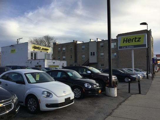 Hertz Car Sales Chicago