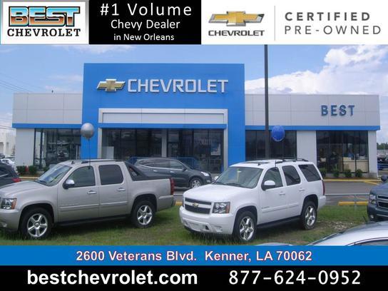 Best Chevrolet Car Dealership In Kenner, LA 70062 4712 | Kelley Blue Book