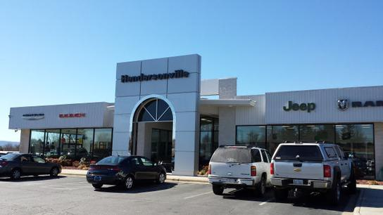 Hendersonville Chrysler Dodge Jeep Ram 2