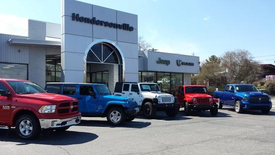 Hendersonville Chrysler Dodge Jeep Ram
