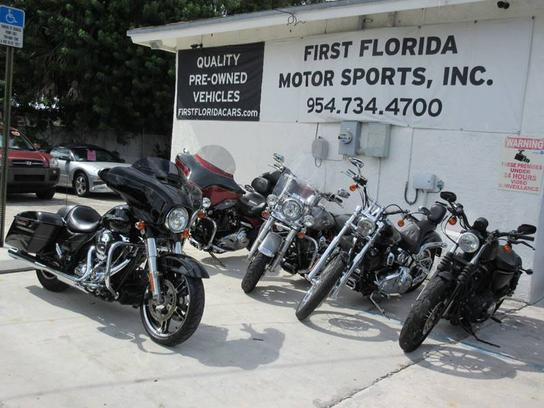 First Florida Motor Sports 1