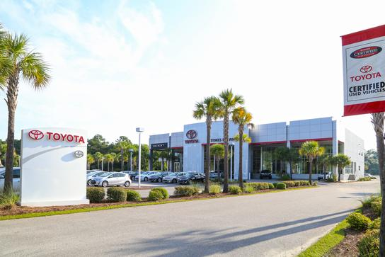 Stokes Brown Toyota Scion of Beaufort