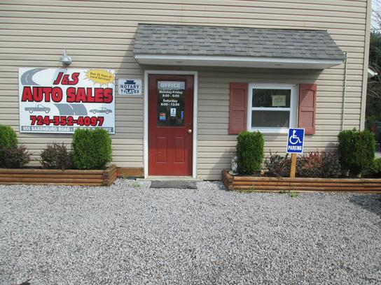 J And S Auto >> J And S Auto Sales Car Dealership In Butler Pa 16002
