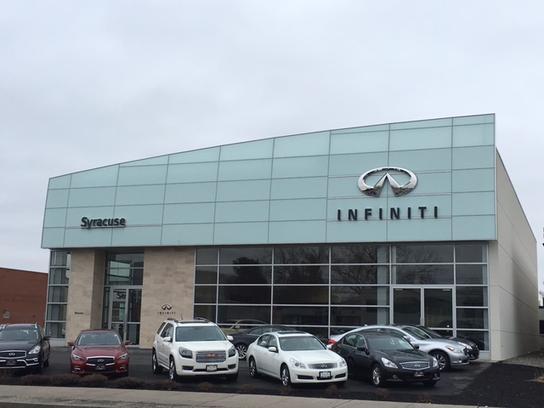 Infiniti Dealership Ny >> Lowery Bros Infiniti Of Syracuse Car Dealership In Syracuse