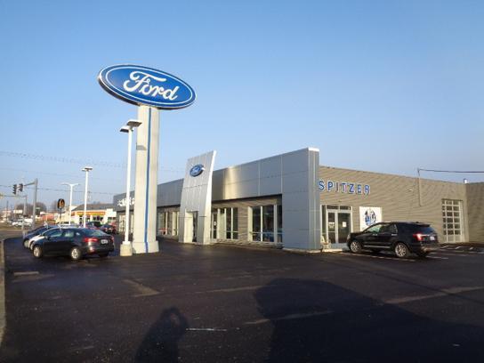 Spitzer Ford Hartville >> Spitzer Ford Hartville Car Dealership In Hartville Oh 44632