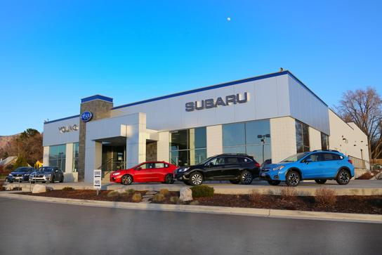 Young Subaru Car Dealership In South Ogden Ut 84405 Kelley Blue Book