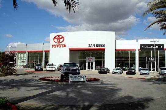 Toyota Of San Diego >> Norm Reeves Toyota San Diego Car Dealership In San Diego Ca