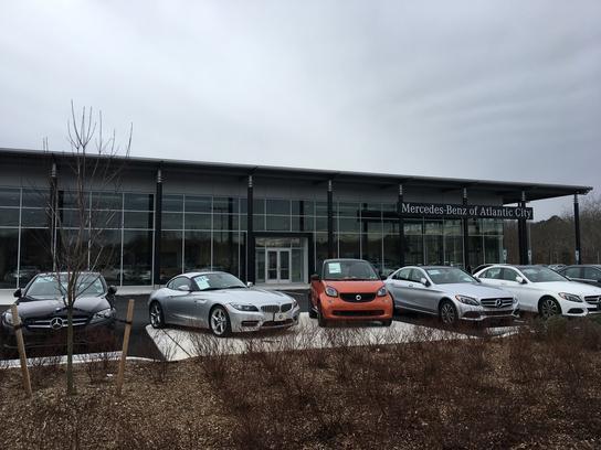 Mercedes Of Atlantic City >> Mercedes Benz Of Atlantic City Car Dealership In Egg Harbor