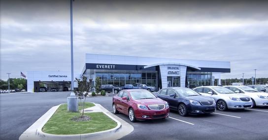 Everett Buick GMC in Bryant | Benton