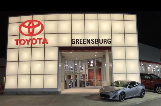 Elegant Toyota Of Greensburg