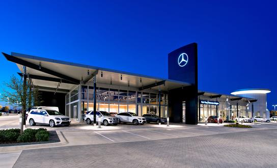 Park Place Motorcars Arlington, a Mercedes-Benz Dealer car ...