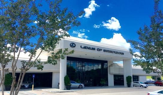 Lexus Of Birmingham >> Lexus Of Birmingham Car Dealership In Irondale Al 35210 Kelley
