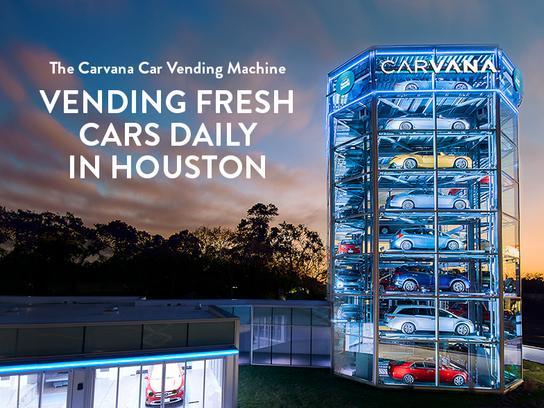 Carvana car dealership in Houston, TX 77091 | Kelley Blue Book