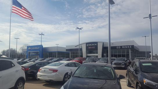 Ed Rinke Chevrolet Buick GMC car dealership in Center Line, MI 48015