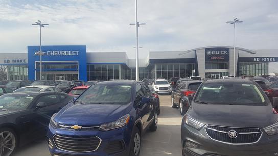 Ed Rinke Chevrolet Buick GMC car dealership in Center Line, MI 48015