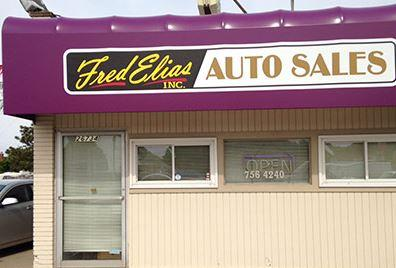 Fred Elias Auto Sales
