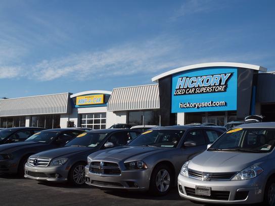 Hickory Used Car Super