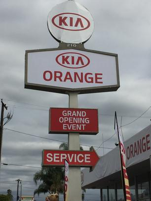 Kia of Orange