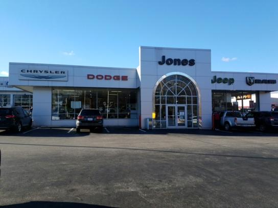 Jones Chrysler Dodge Jeep
