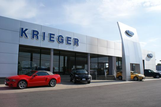 Krieger Ford Car Dealership In Columbus OH Kelley Blue Book - Ford dealership columbus ohio