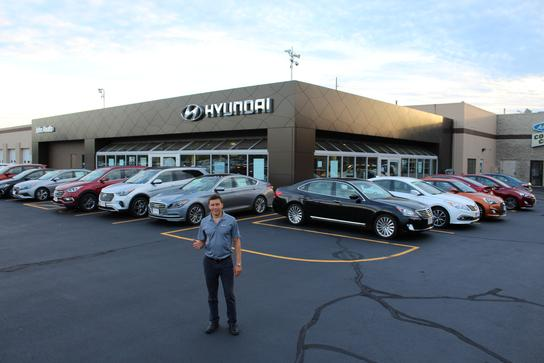 Hyundai Car Dealers Milwaukee