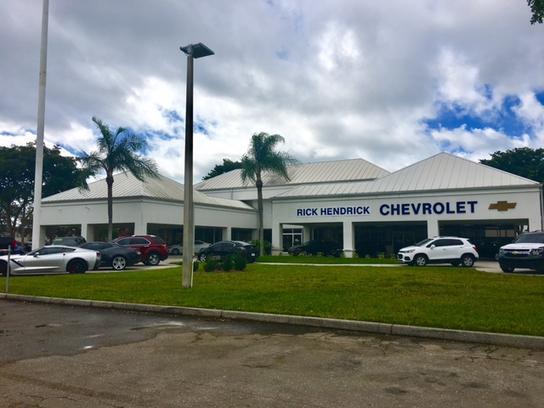 Rick Hendricks Chevrolet >> Rick Hendrick Chevrolet Naples Car Dealership In Naples Fl