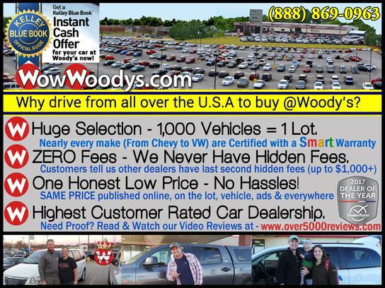 Woody's Dodge Jeep Chrysler