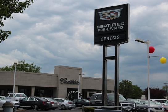 Genesis Cadillac car dealership in SAINT CLAIR SHORES, MI ...