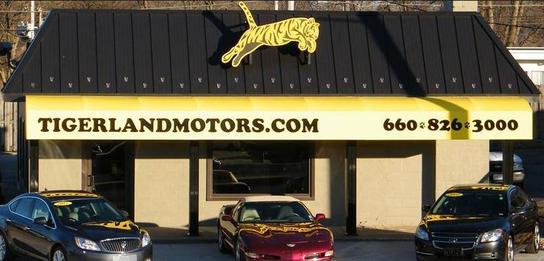 Tigerland Motors Car Dealership In SEDALIA MO Kelley Blue Book - Car show sedalia mo