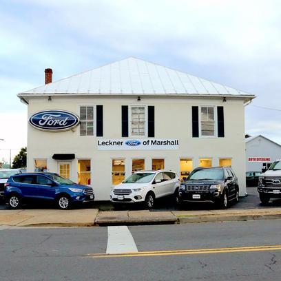 leckner ford of marshall car dealership in marshall va 20115 3224 rh kbb com