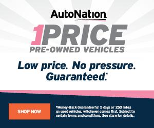 AutoNation Chevrolet South Clearwater 1