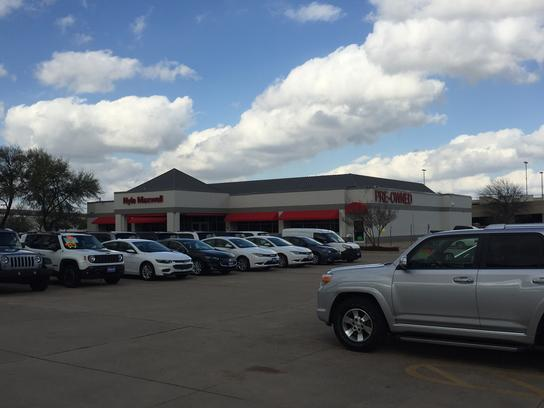 Nyle Maxwell Chrysler Dodge Jeep of Austin 1