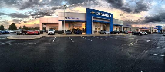 Chevrolet Cadillac of Turnersville 1