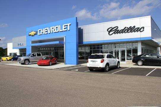 Ryan Auto Mall Chevrolet Cadillac