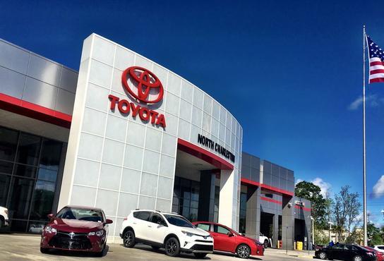 Toyota Of Charleston >> Hendrick Toyota North Charleston Car Dealership In North