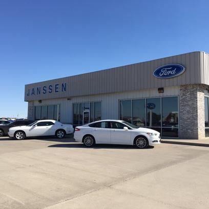 Janssen Ford of York